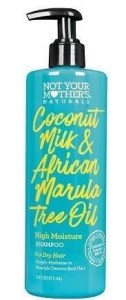 Not Your Mother's Coconut Milk & African Marula Tree Oil High Moisture Shampoo