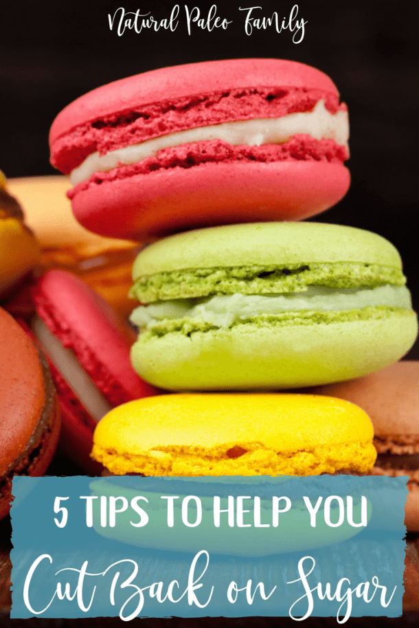 Looking to get healthier but not sure where to start? Read these 5 tips to help you cut back on sugar, and get back on the road to wellness!