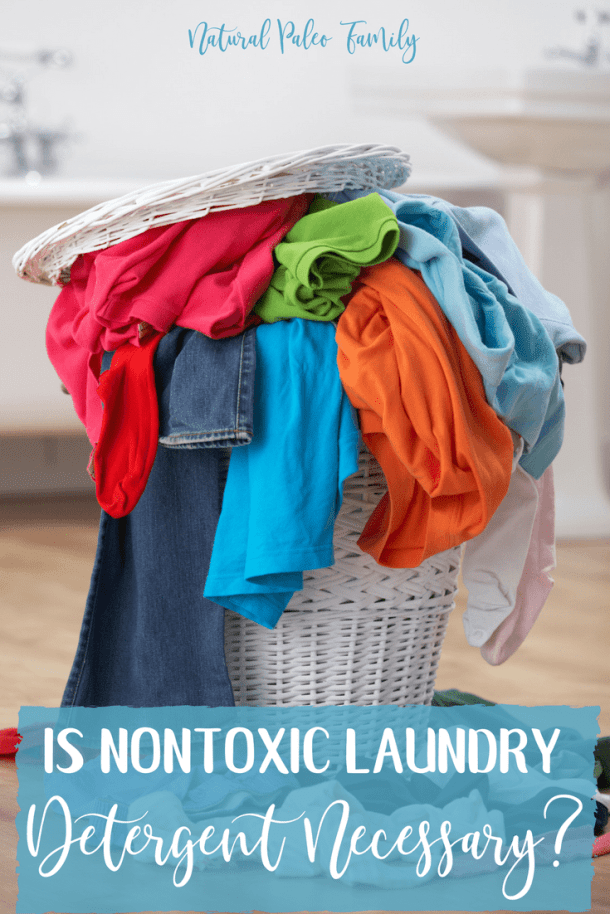We live in a world where thousands of toxins are invading every product we purchase. And what about our clothes; do we need non-toxic laundry detergent?