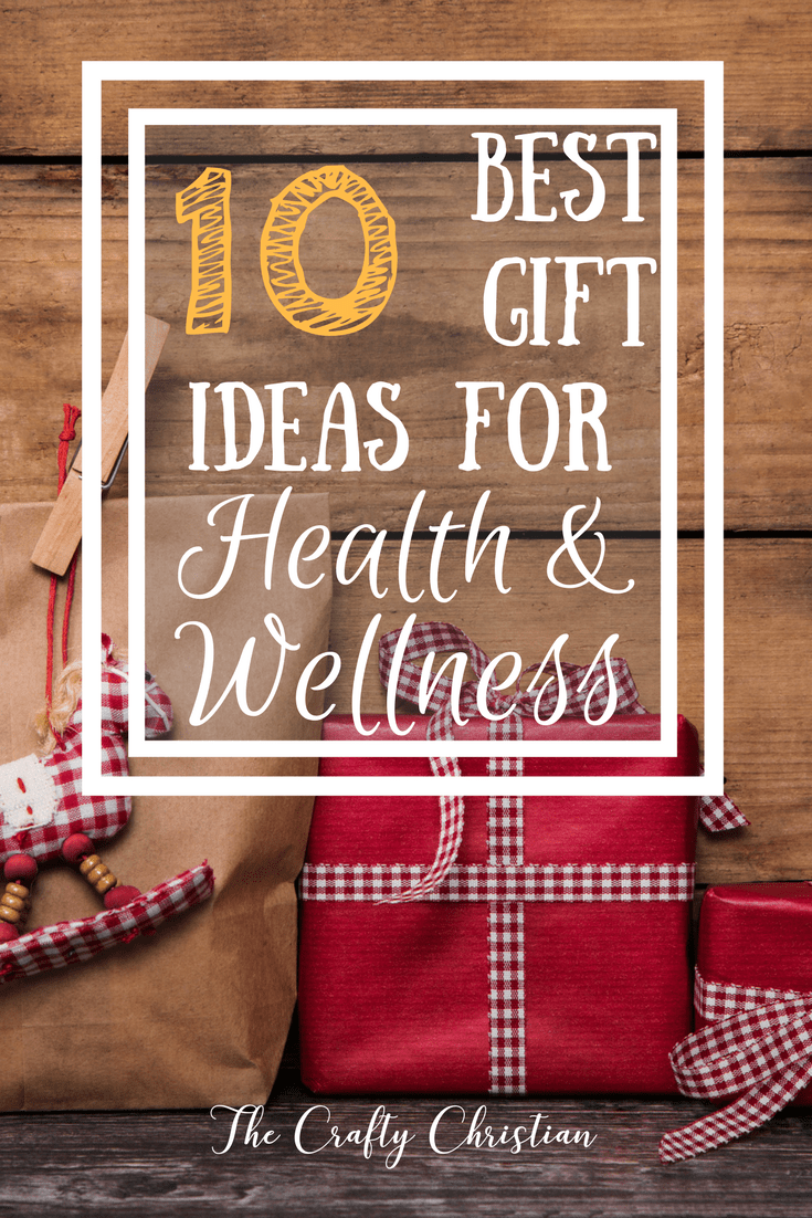 If you've got friends and loved ones who are interested in being healthy, then you'll love this list of gift ideas for health & wellness fanatics!