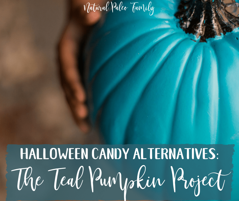 The Teal Pumpkin Project & 5 Halloween Candy Alternatives
