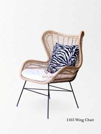 Wings Rattan Chair | Natural Rattan Furniture | Wicker ...
