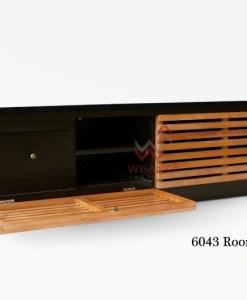 Roone træ-tv-stativ rediger (brugerdefineret)