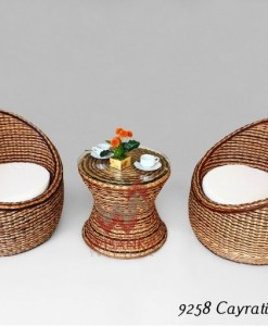 Cayratia Rattan Terrace Set