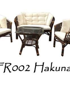 Hakuna Rattan Living Set