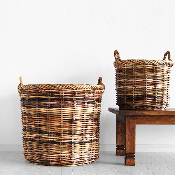 藤编篮子。 柳条篮,甘蔗篮,竹篮,天然纤维篮,供应商遮罩,印度尼西亚篮批发,篮制造商