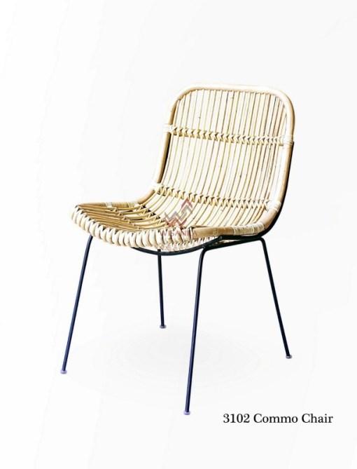 3102 Commo Rattan Chair