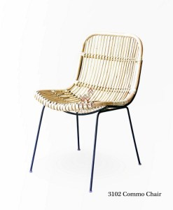 3102 Commo Rattan Chair