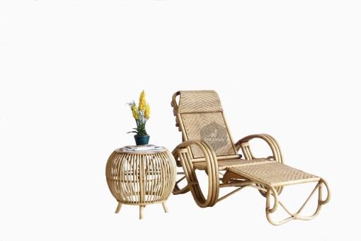 Dorin Rattan Recliner Chair