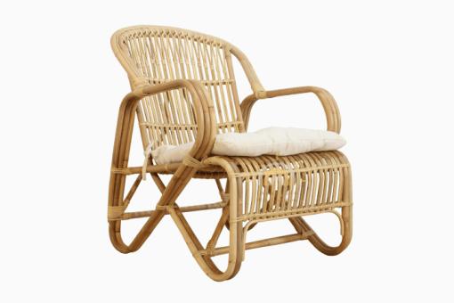 Sugar Rattan Arm Chair Natural