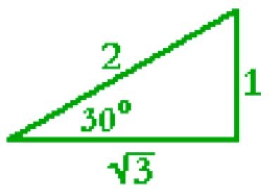 how to achieve a 30 degree angle at home