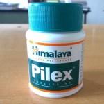 Pilex for hemorrhoids