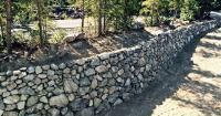 Rock Wall Landscaping   Outdoor Goods