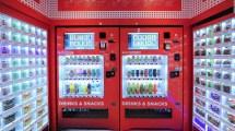 Eat Vending Machine Naturals2go