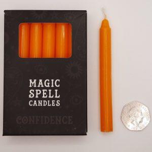 Candles-Orange-Confidence