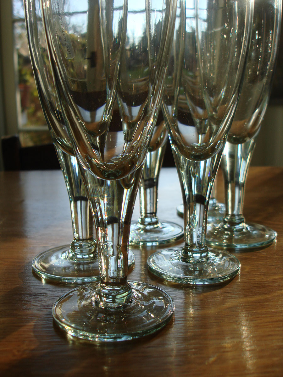 Recycled Glass  Recycled Glasses UK  Natural Simplicity