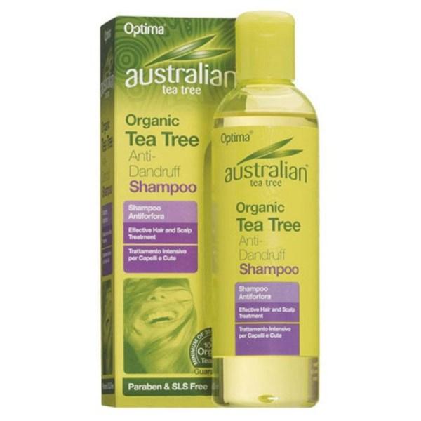 Tea Tree Dandruff Shampoo Brands