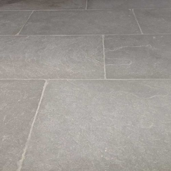 Berkeley grey flagstones with century finish from Natural