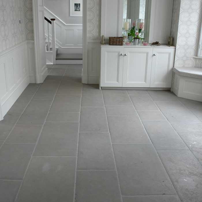 Kensington flooring, grey limestone flooring