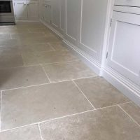 Paris grey limestone tiles | Natural Stone Consulting
