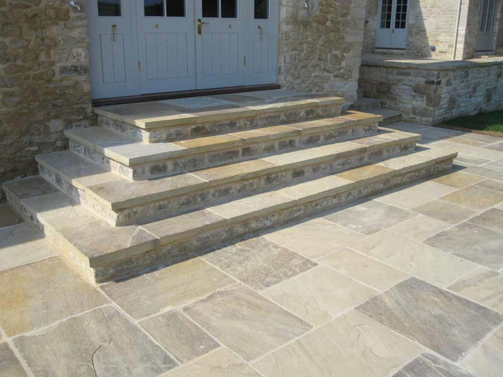 Yorkstone and sandstone  Natural Stone Consulting