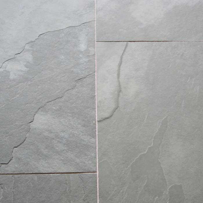 Dalian grey slate tiles