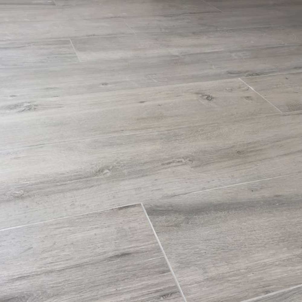Gutulia large grey wood effect plank  Natural Stone
