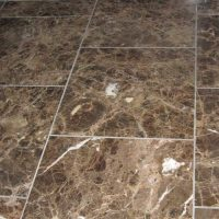 Marron dark Emperador marble tiles from Natural Stone