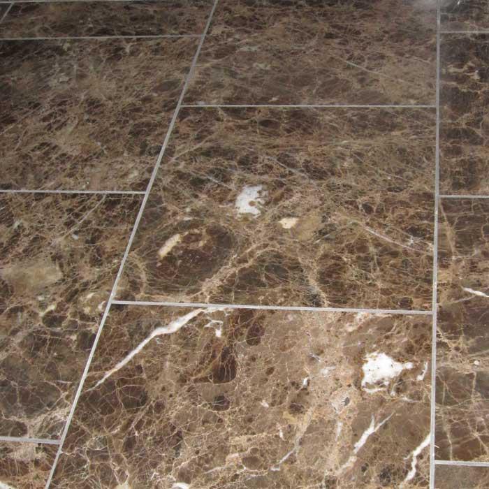 marron emperador marble tiles