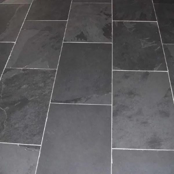 mountain black slate tiles