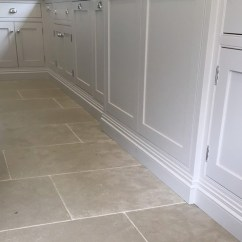 Stone Kitchen Flooring Remodeling On A Budget Limestone Is Proving More And Popular For Floor Paris Grey Tiles