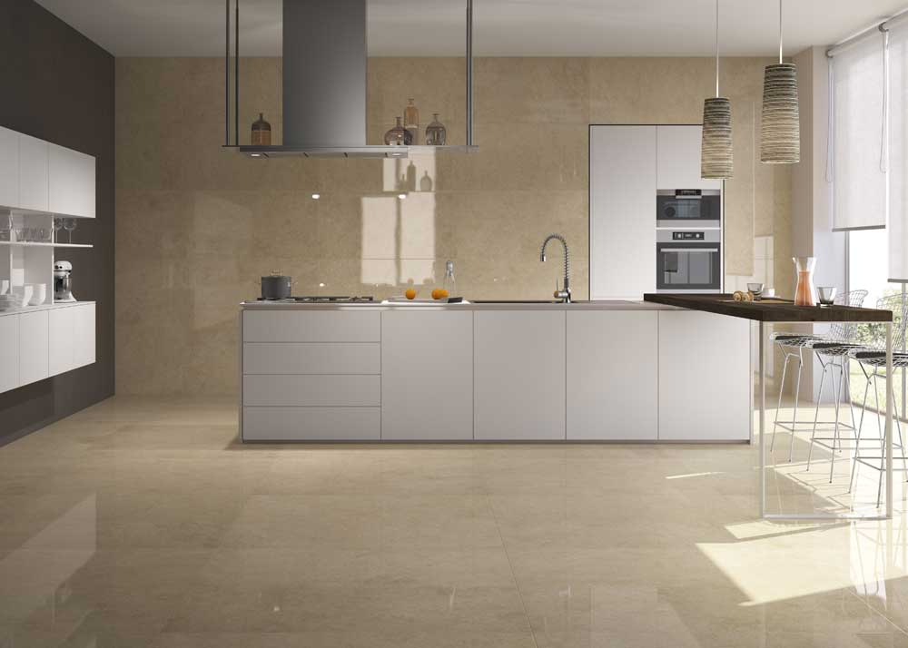 Large format porcelain tiles  the latest big thing for
