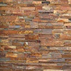 California Gold Ledger Stone Panels