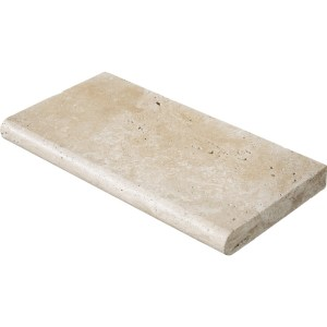 Ivory Travertine Pool coping