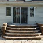Copper Classic Stacked Stone Veneer Panels