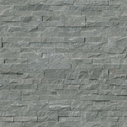 Mountain Bluestone Stacked Stone Ledger