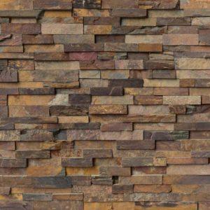 California Gold Stacked Stone ledger panels sale