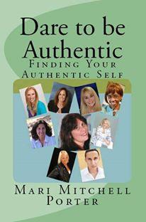 Therapist Mateja Petje holistic coach near me Dare to be Authentic book for sale