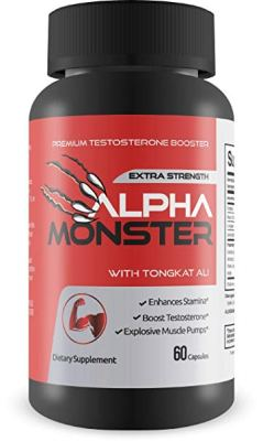 Alpha Monster Advanced reviews