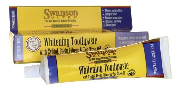 Swanson Ultra Toothpaste