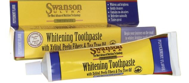 Swanson Ultra Toothpaste
