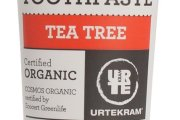 Tea Tree Organic Toothpaste by Urtekram