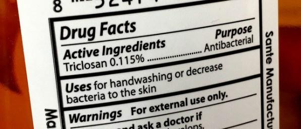 Triclosan Dangers