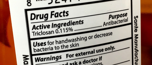 Triclosan Dangers