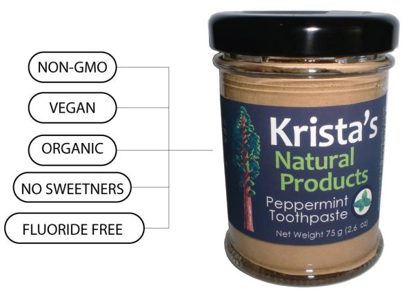 Kristas natural products