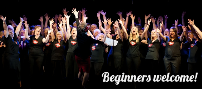 Natural Voices Choir - Beginners welcome!