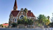 Windhoek - Namibia Parks & Attractions Natural World Safaris