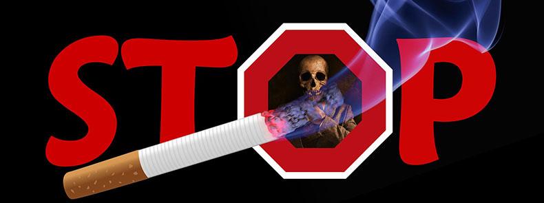 Danger des cigarettes : stop au tabac !