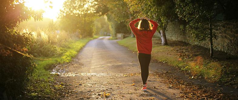 Comment lutter contre le stress ? Marchez !
