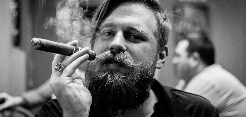 Comment avoir une belle barbe de hipster ?